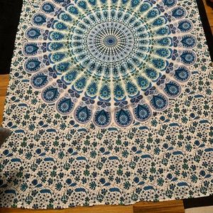 Patterned tapestry